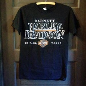 Harley Davidson dealer shirt